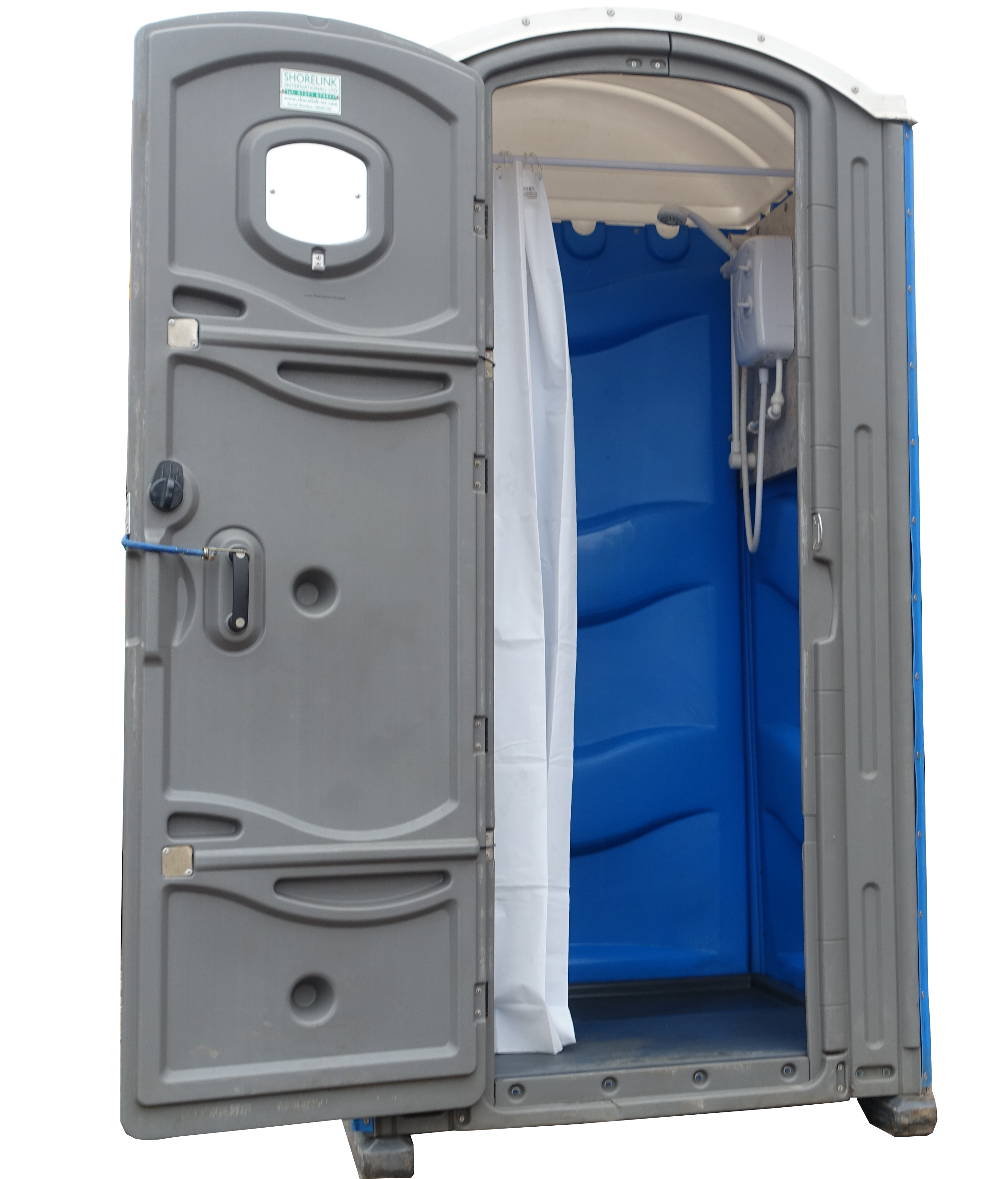 Temporary Shower Units : Portable shower units hire mobile