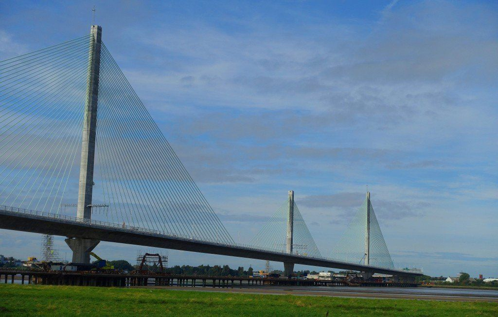 Mersey Gateway Bridge opens to traffic