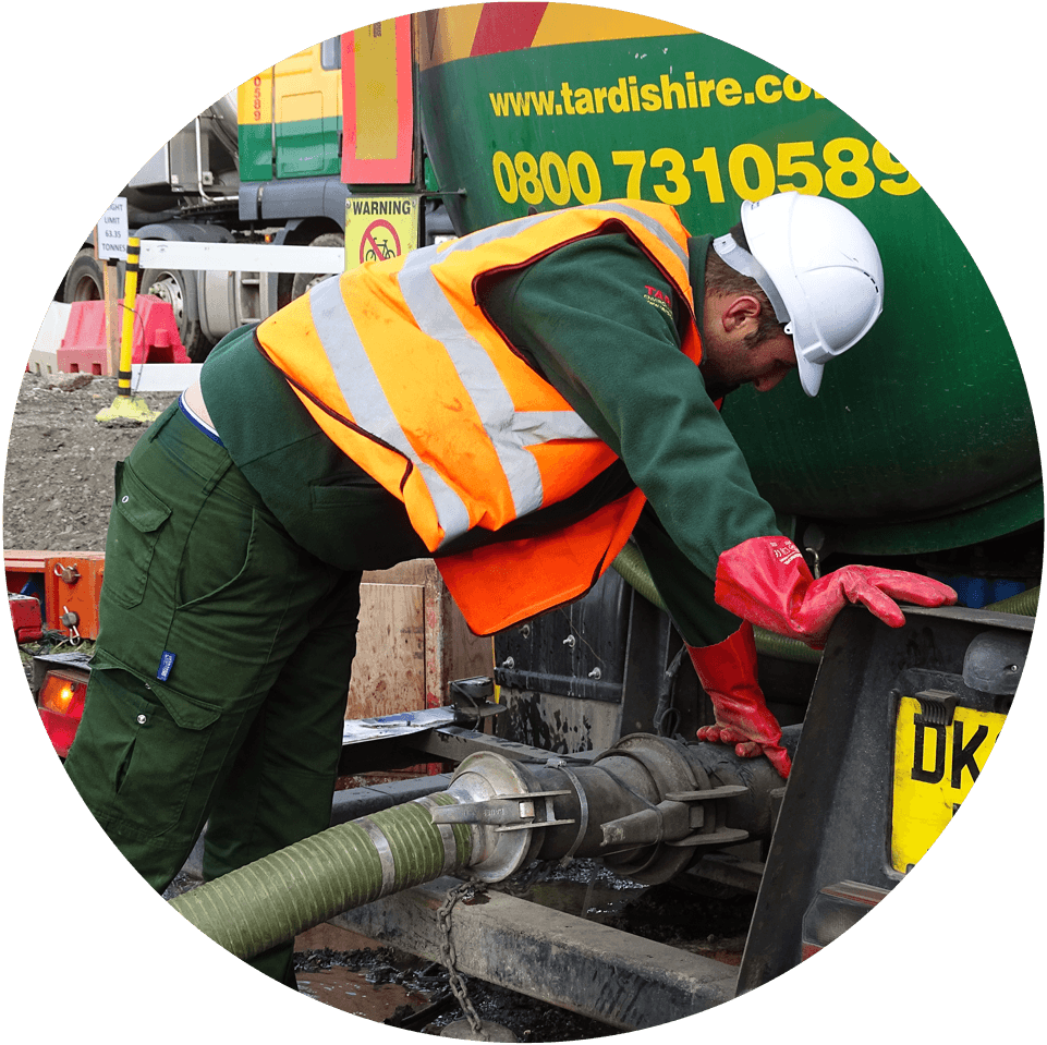 Drilling Slurry Removal