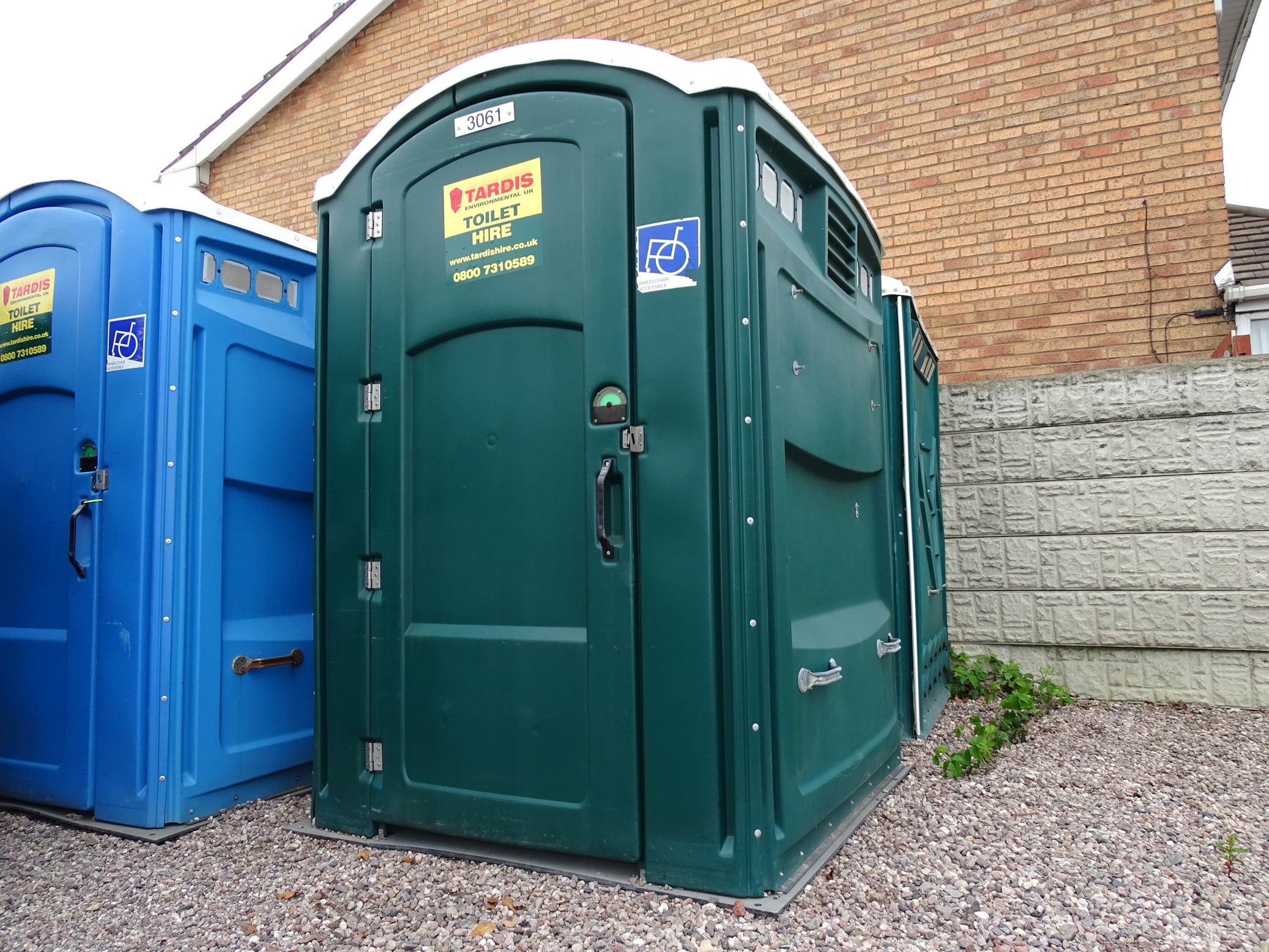 Disabled Portable Toilets, Portable Toilet for Disabled | Tardis Hire