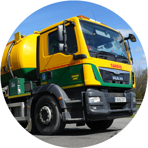 Liquid Waste Removal & Liquid Waste Disposal | Tardis Tankers