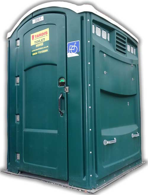 Disabled Portable Toilet