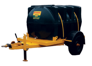 2000 Litre Towable Clean Bowser