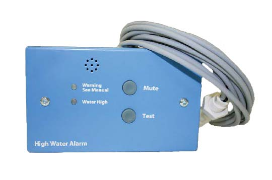 Tardis Water Level Indicator Smart Alarm | Monitor wastewater levels in waste tanks