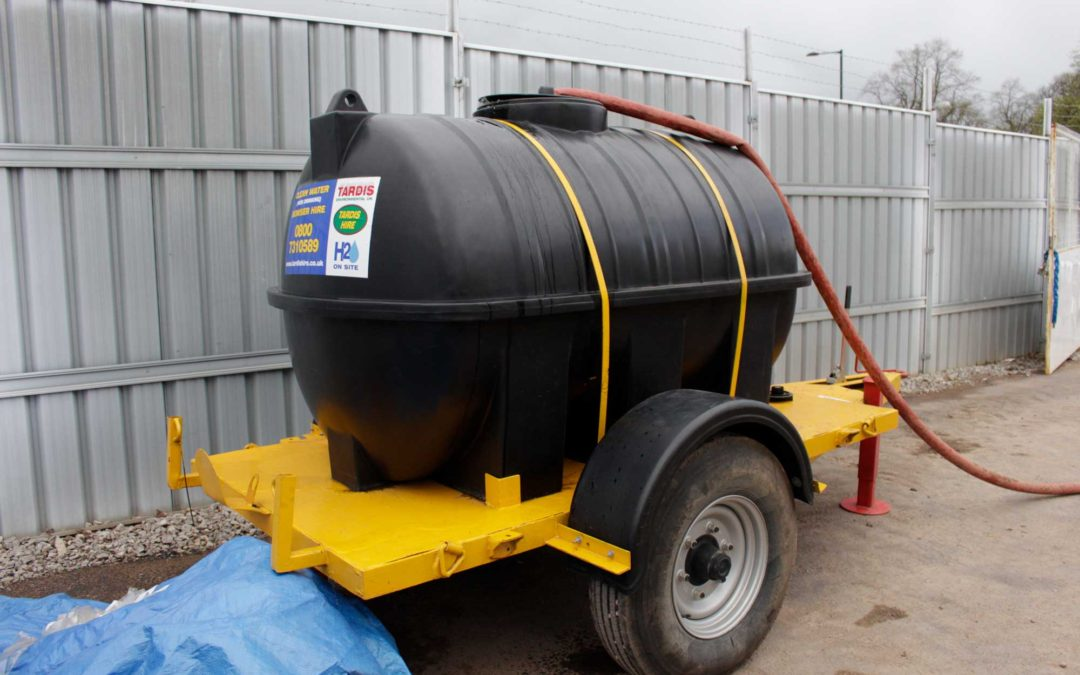 Towable Water Bowser | Road or onsite, what do you need?