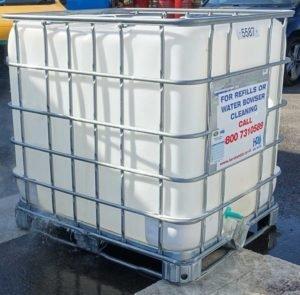 IBC Water Tank