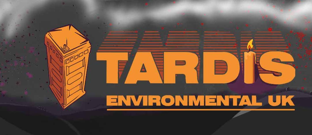 Halloween Event Preperations | Tardis Environmental