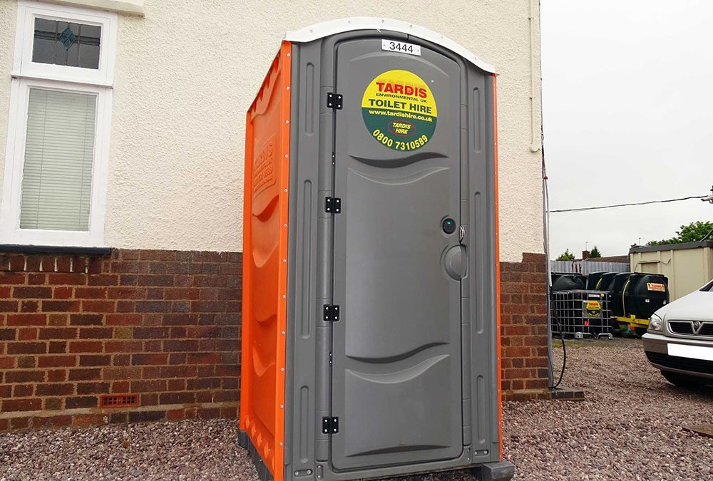 Different types of Portable Toilets for rental | Tardis Environmental