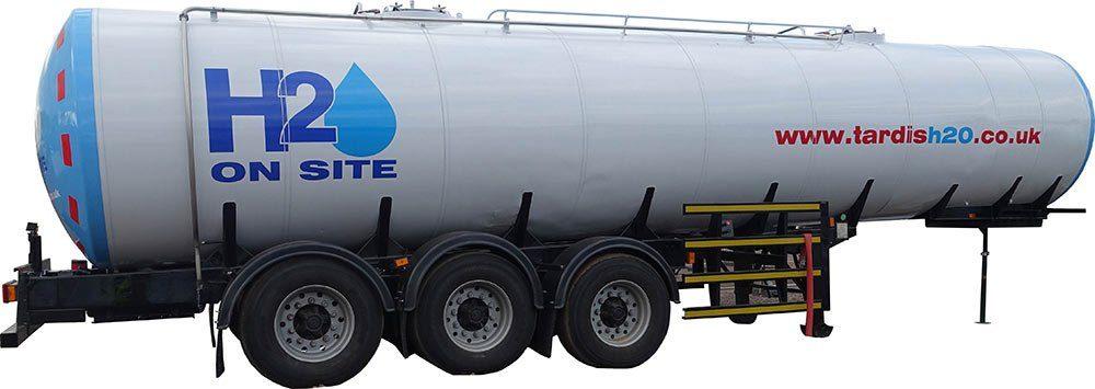Tanker Trailer Hire