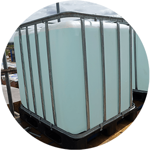 Clean Water IBC Containers