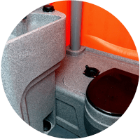 construction portable toilets