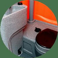 construction portable toilets