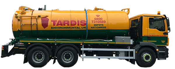 waste tanker services
