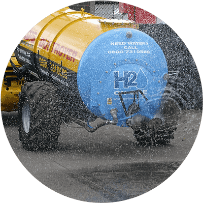 Dust Suppression Bowsers