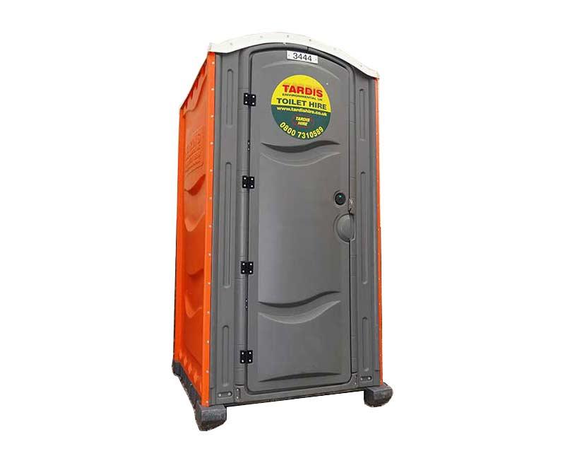 Hot Wash Portable Toilet
