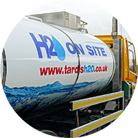 soakaway water tanker