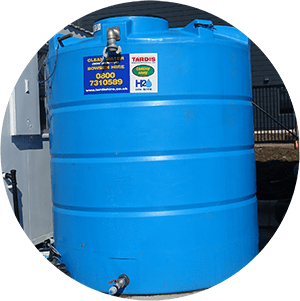 Waste Tank Hire