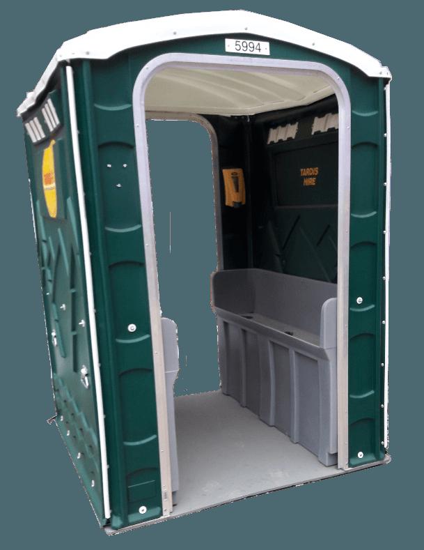 6 bay urinal