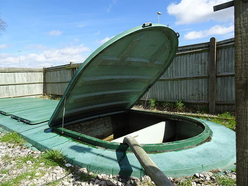 Septic Tank Emptying Kent | Septic Tank Cleaning | Tardis Hire