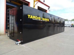 tank custom fabrication